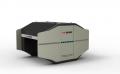 Конвейерный гамма-нейтронный анализатор элементного состава и свойств угля DF-5703