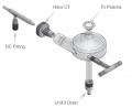 Распылительная камера Hydra-Mist гидридных и негидридных элементов для ICP-OES спектрометра